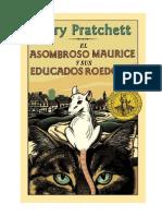 El Asombroso Maurice y sus roedires sabios