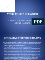 Story Telling in English