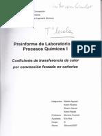 Informe H vs x - Pauta