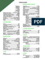 Pete Sandhu Piper PA46-350P Checklist
