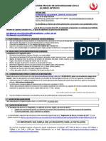 Instrucciones Proceso de Recategorizaciones 2014-II (Alumnos Antiguos)-1
