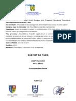 Franceza Mediu PODCA