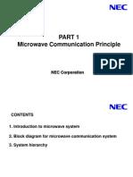 Microwave Communication Principle