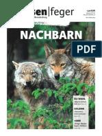 Ausgabe 06 2014 des strassenfeger - Nachbarn