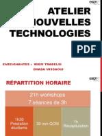 Atelier Nouvelles Techno