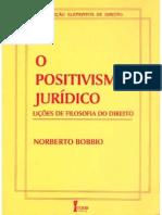 Norberto Bobbio - Positivismo Juridico o