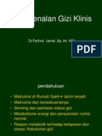 Clinical Nutrition Indonesia