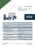 Datasheet 6ES7972 0CB20 0XA0.