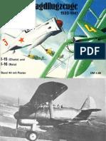044 Waffen Arsenal Russische Jagdflugzeuge 1920 41