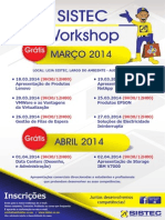 01 SISTEC Workshop Março-Abril-2014