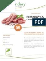 Proteria CS - Culture Sugar