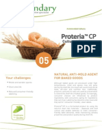 Proteria CP - cultured dextrose