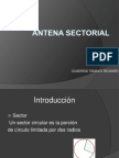 Antena Secorizada