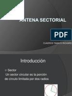 Antena Secorizada