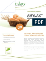 Amylax - Maltogenic amylase