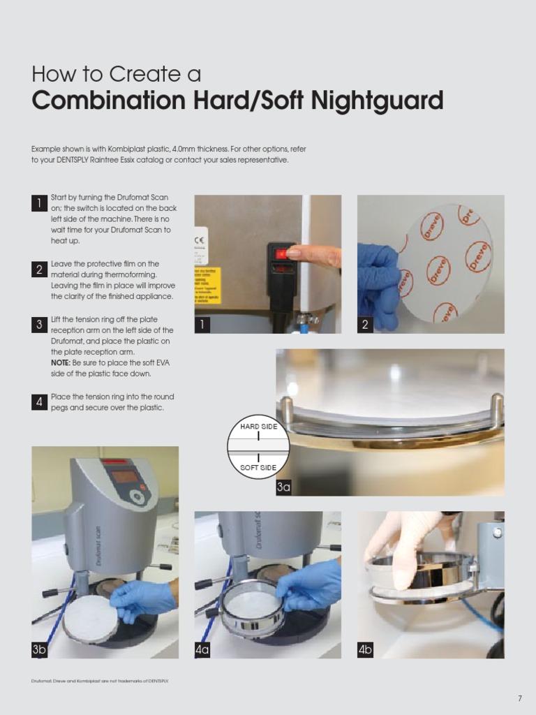 HowTo Nightguard | Poly(Methyl Methacrylate) | Building Engineering