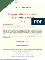 Bucharin_ 1917_Imperialismus Und Weltwirtschaft