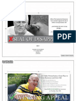 Corbett Seal of Disapproval