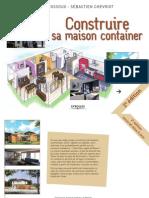 Construire Sa Maison Container.2éme.Édition