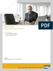 Access Control 10.0 Master Guide by SAP (Document Version 1.6)