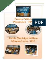 Projeto Politico Pedagogico 2013 Adilson