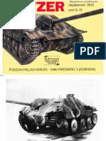 053 Waffen Arsenal Hetzer Jagdpanzer 38t Und G13