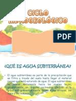 ciclohidrogeologico
