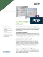 Factsheet SMART Brigit Videoconferencing software
