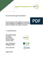 Zwischenbericht Grünlandenergie Final FKZ 03KB035A