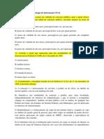 2009. Técnico Em Tecnologia Da Informação UFAL