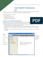 Handleiding Notebook Aan de slag
