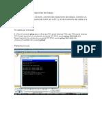 Práctica de laboratorio 2.6.1 Orientación de topología y construcción