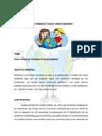 Estructura de Las Actividades Psicologia Ecologia (1)