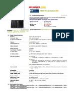HP Z420 Workstation - Workstation Desktop Intel Xeon
