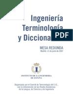 Diccionario Ingenieria