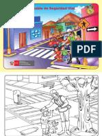 Educación en Seguridad Vial_Cuaderno Coloreable