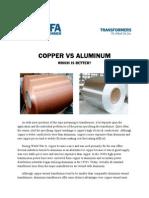 Copper vs Aluminum Hd