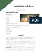 El Cielo Está Hecho Un Infierno _ Obra en PDF