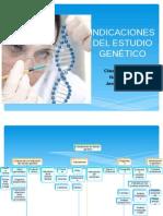 Expo Embriología_indicaciones Del Estudio Genético
