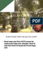 Produksi Minyak Kelapa Sawit