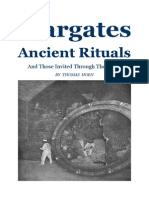 Stargates, Ancient Rituals and Those Invited Through the Portal
