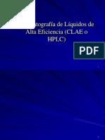 HPLC PARTE I M