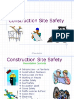 Construction Site Safety
