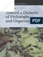 Gogol, Eugene - Toward a Dialectic of Philosophy and Organization