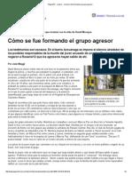 Página_12 __ Rosario __ Cómo Se Fue Formando El Grupo Agresor