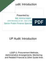 LGSP Auditor Training -1