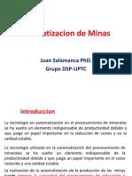 Automatizacion de Minas
