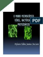 Virus Bacterias Protozoarios