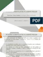 Política Em Platão e Aristóteles