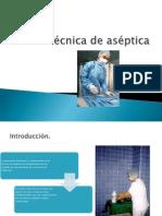 Tecnica Aseptica 2